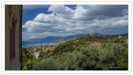 Italië 2012, Bordighera