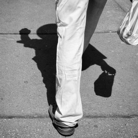Shadows on the floor-2
