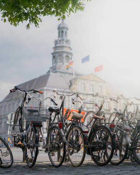 Het Stadhuis van Maastricht