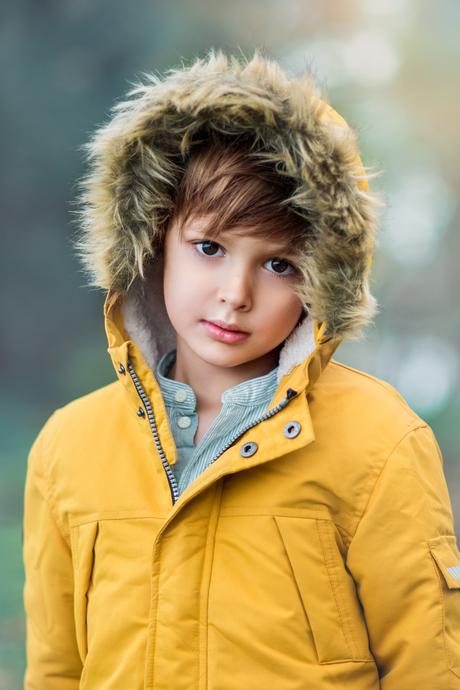Winterportret