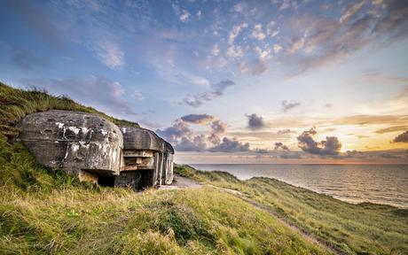 Bunker in Denemarken
