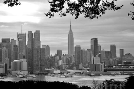 Skyline New York 2011