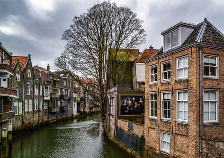Dordrecht - het oude centrum