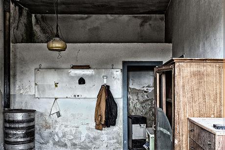 Verlaten boerderij Puglia