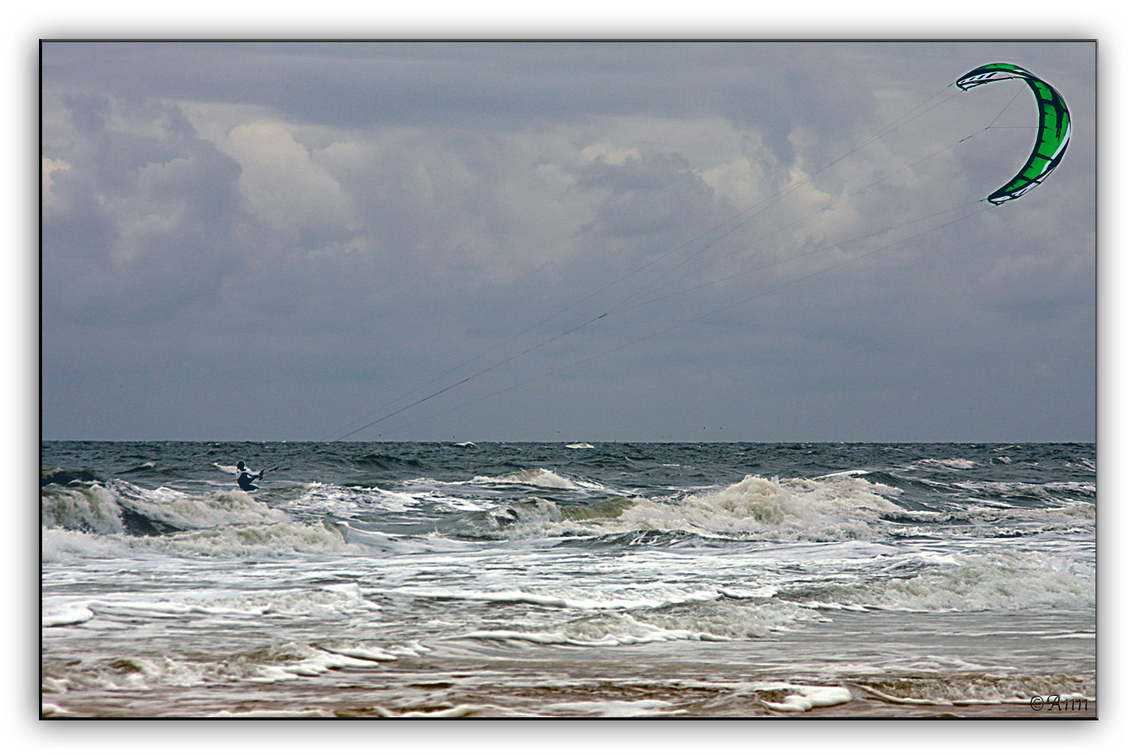 Actie!!! - - - foto door Ann_zoom op 13-10-2009 - deze foto bevat: sport, actie, zeilen, ann