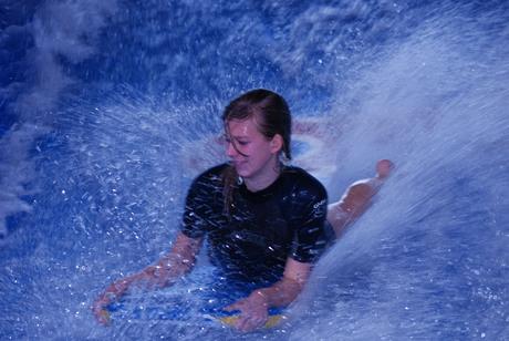 wave running 2