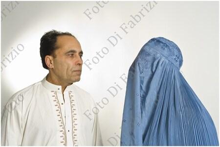 Aziem & Fatma-1 - un altra cultura - foto door vincebrizio op 11-11-2010 - deze foto bevat: islam