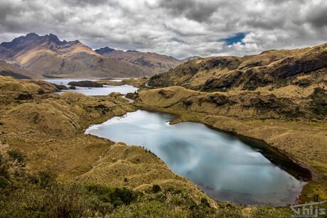 Prachtig landschap @ Ecuador