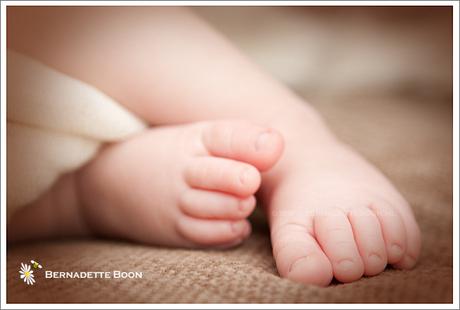 Those little feet