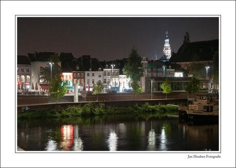 """Maastricht by night"""