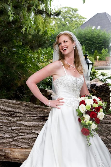 Wedding in the rain II