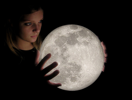 The Moon is mine