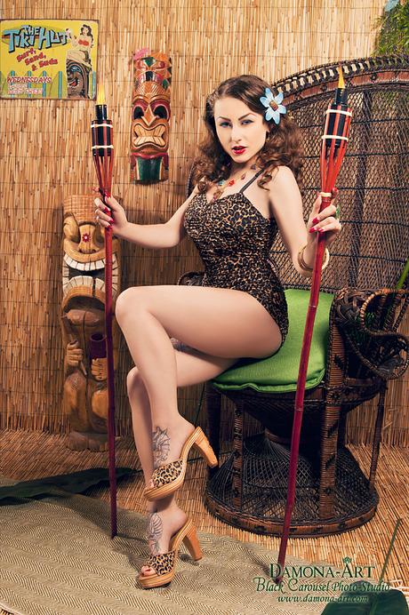 Tiki Queen