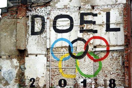 Olympische spelen in DOEL!!!!