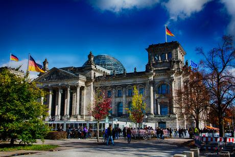 Reichstag - Berlijn