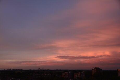 avond rood