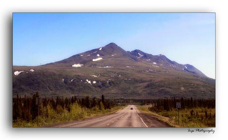 the other side of Denali.