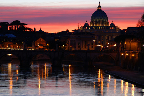St Pieter Sunset