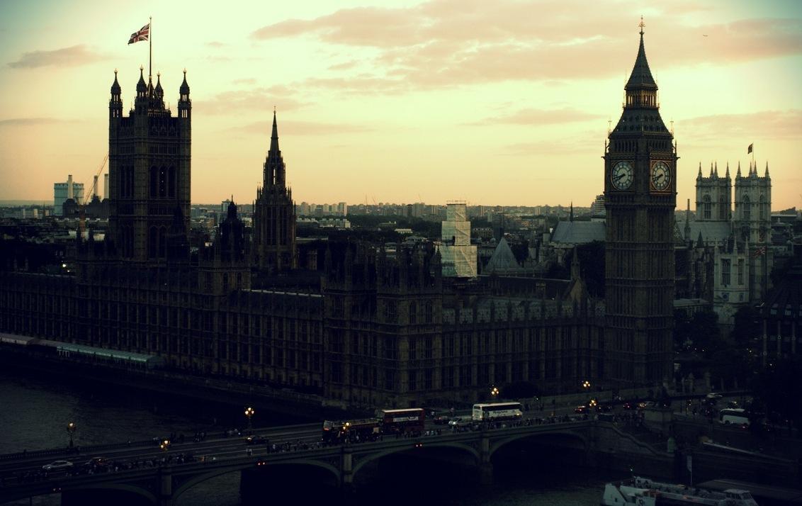 London Sky - weekend london - foto door selevinaes op 02-09-2013 - deze foto bevat: uitzicht, londen, london, eye, thames, London Eye, Big Ben, house of parliament