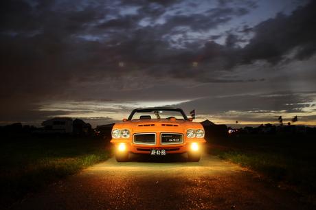 Pontiac GTO uit 1972