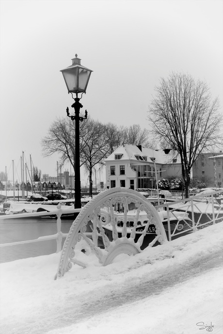 Witte winter wereld.3