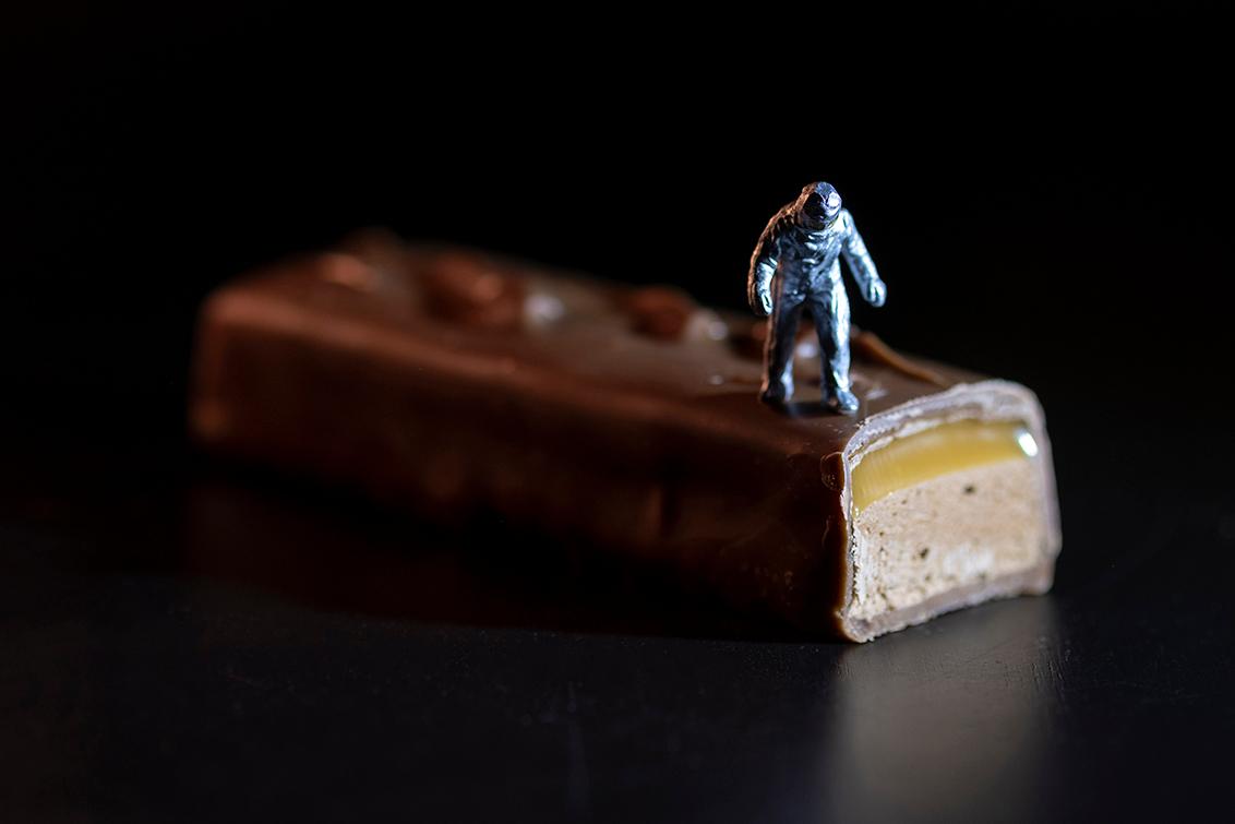 Life on Mars? - Life on Mars? - foto door Concrete_zoom op 30-04-2019 - deze foto bevat: astronaut, snoep, mars, snack, preiser, 1:87, ho scale
