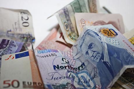 Ponden en Euros