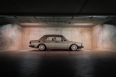 Volkswagen Jetta MK1 (1983)