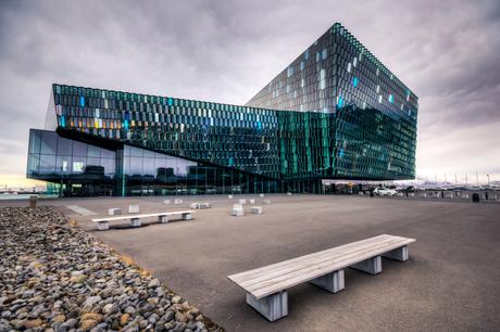 Harpa, Reykjavik Iceland