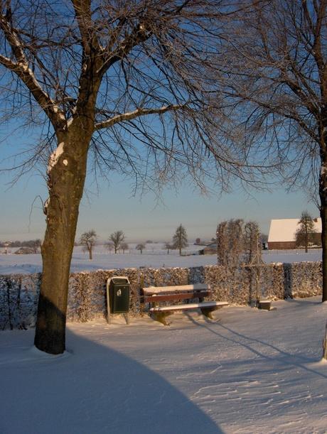 Limburg in het wit