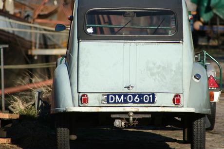 Ouwe Eend (2CV)