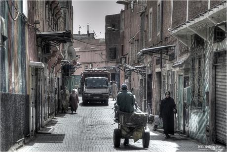 2017 Op straat in Marrakech 9