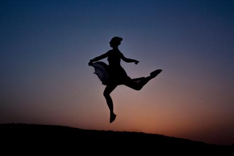 ballet silouet