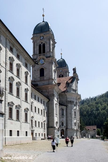 Abdij Maria Einsiedeln Zwitserland