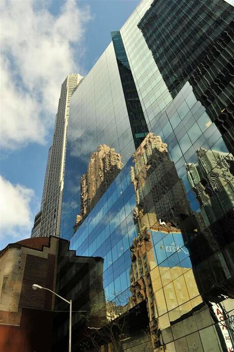 New-York gespiegeld 1