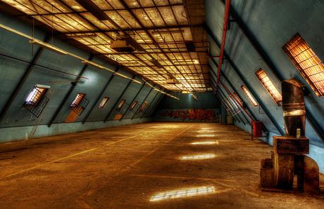 Prison attic