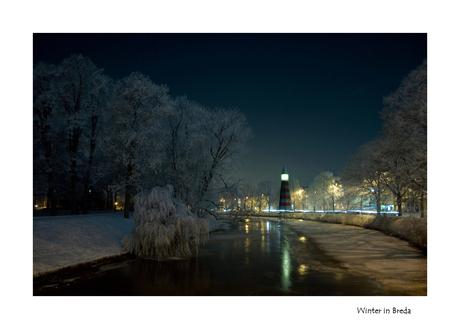 Winter in Breda