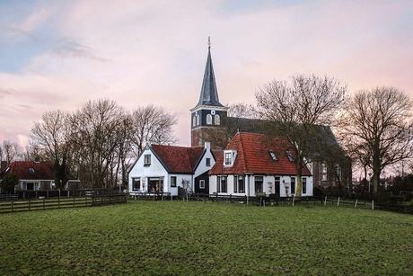 Nederland Makkum