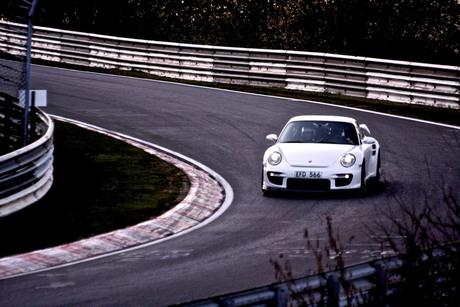 911 GT3 op de Nürburgring