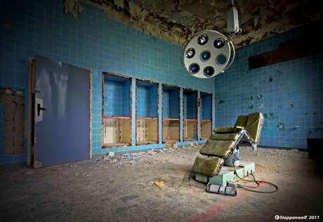 Het Blauwe Ziekenhuis