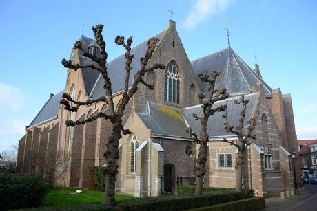 Kerk in Oudewater