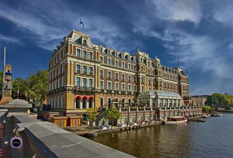 Amstel Hotel, Amsterdam