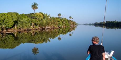 Rivier Gambia
