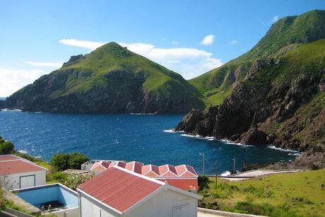 Saba eiland