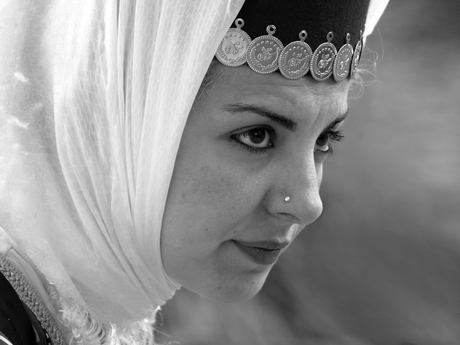 Girl from Turkey...