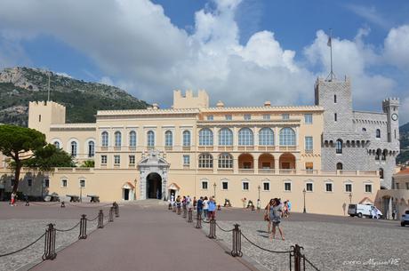 Monaco Grimaldi paleis