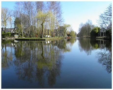 Lente in Langedijk