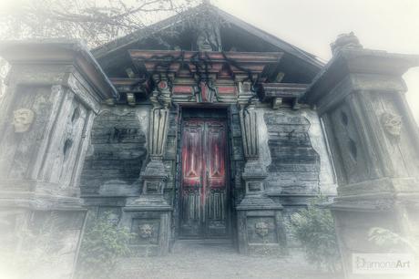 Maison de fantome