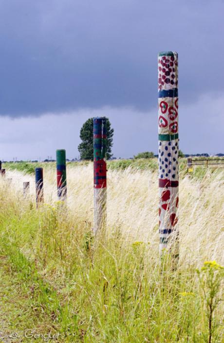 Waterpalen in Breda
