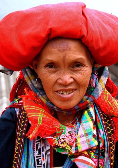 Rode H'Mong Sapa, Vietnam